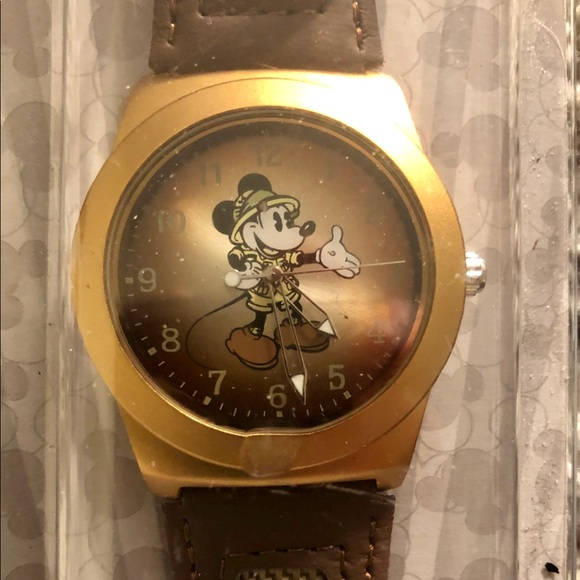 Disney Other - Authentic Disney Park Watch NWT